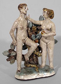 Rudolf Kaiser - Adam und Eva